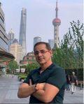 Paulo Vieria desmbarca na China