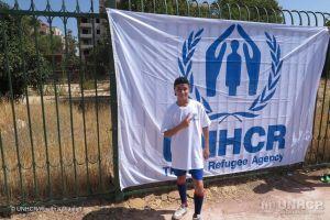 No mês das crianças, agência da ONU pede ajuda para as refugiadas 7