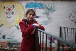 No mês das crianças, agência da ONU pede ajuda para as refugiadas 2