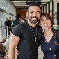 Mauro Sousa e Alice Takeda