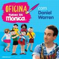 Oficina Turma da Mônica com Daniel Warren