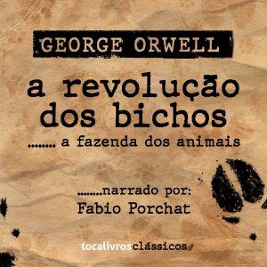 108 anos de George Orwell: Clássico da literatura é verbalizado por Fabio Porchat 3