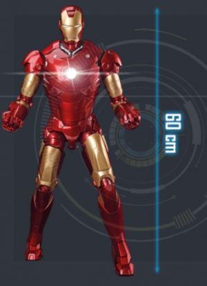 Iron Man: Armadura de Stark ganha réplica colecionável 5