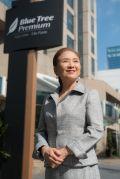 Chieko Aoki, presidente do Blue Tree Hotels