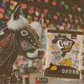 Pule o carnaval com os sabores dos Chips Brasil