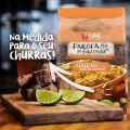 As Farofas da Fazenda contam com 350g dos mais deliciosos sabores da fazenda