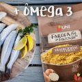 Rica em Ômega 3, a Farofa da Fazenda tradicional com cebola, faz parte dos novos lançamentos da Uni Alimentos