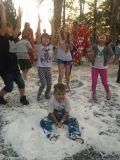 O tão esperado momento do Show da Neve, é realizado aos finais de semana, a partir das 17h
